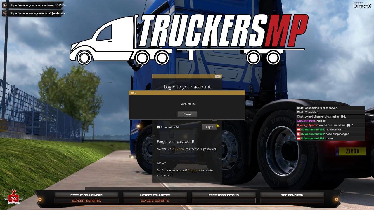 ETS2 Convoy Die ConSec ist mal wieder im einsatz