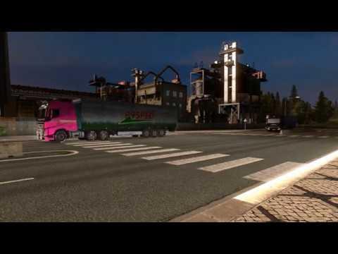 Cargo Enterprise - 1. Convoy | TruckersMP