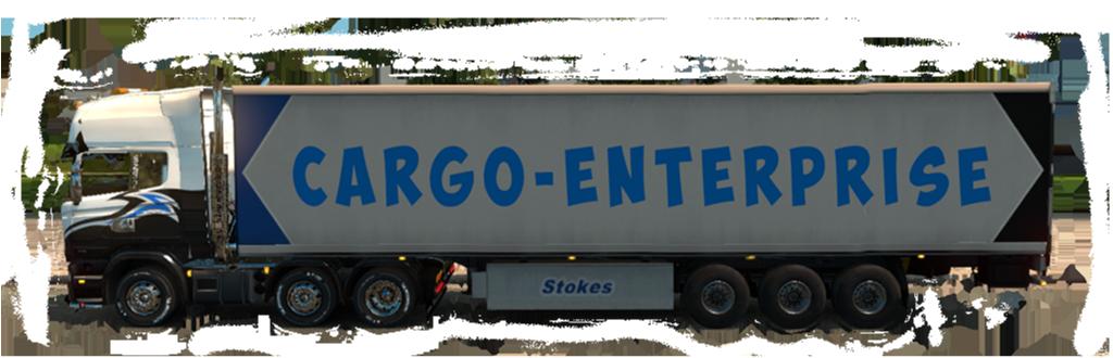 Erster Cargo-Enterprise Konvoi 18.11.2017 - 19:00