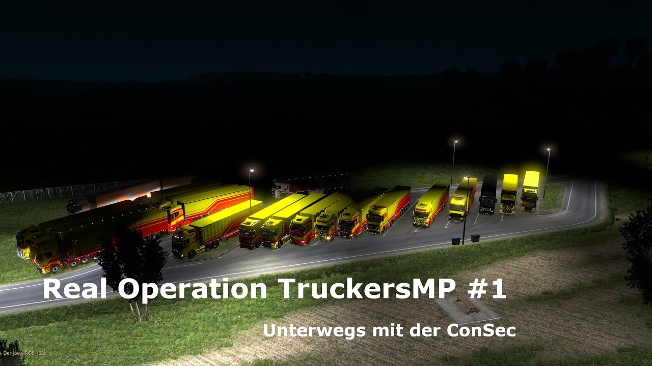 Real Operation TruckesMP Event Teil 1