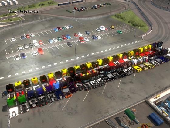 Convoy 05.10.2019 ConSec & VDS