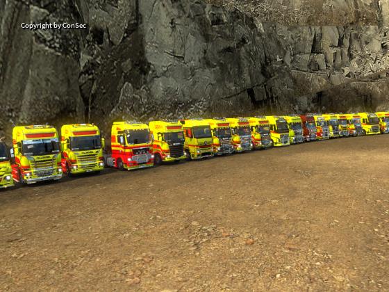 Scania Club Germany Convoy