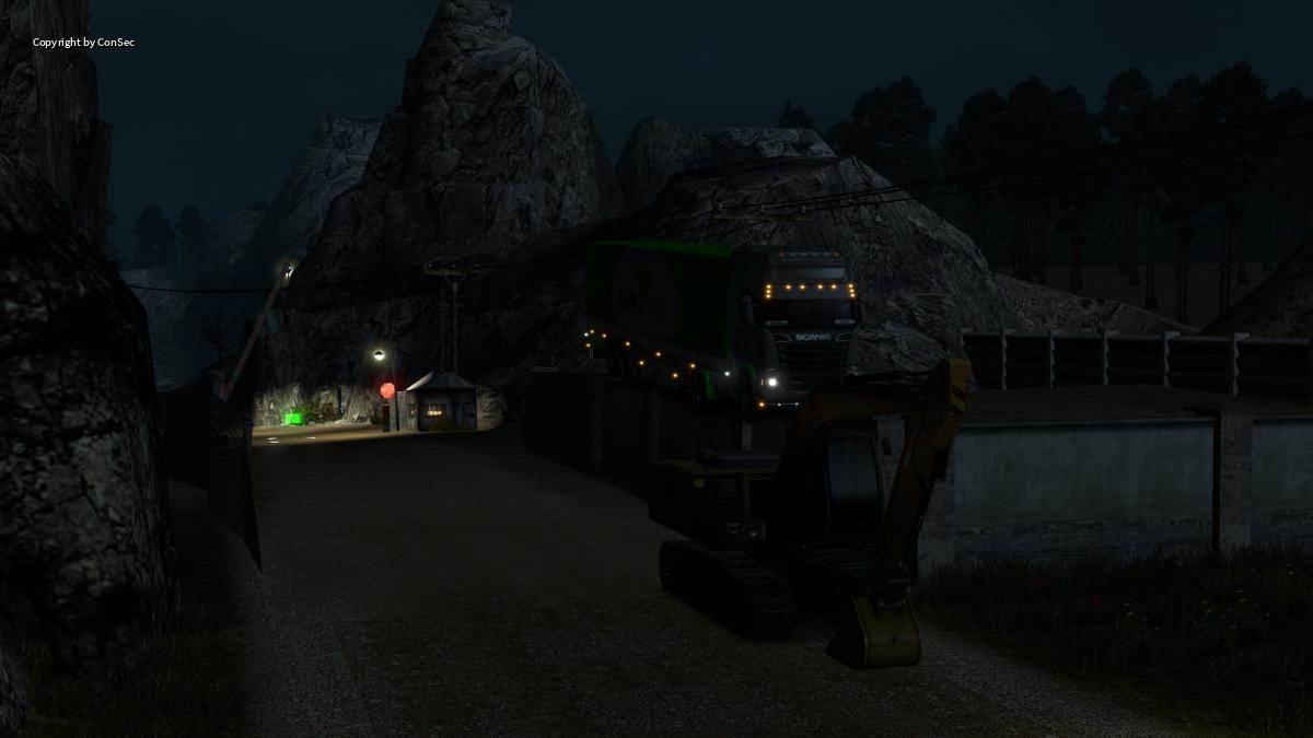 Hmm, wo bleibt bloß der Convoy? :D