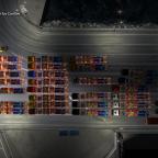 26.12.2019   World of Trucks Geschenke Konvoi      Pause : Roscoff Hafen