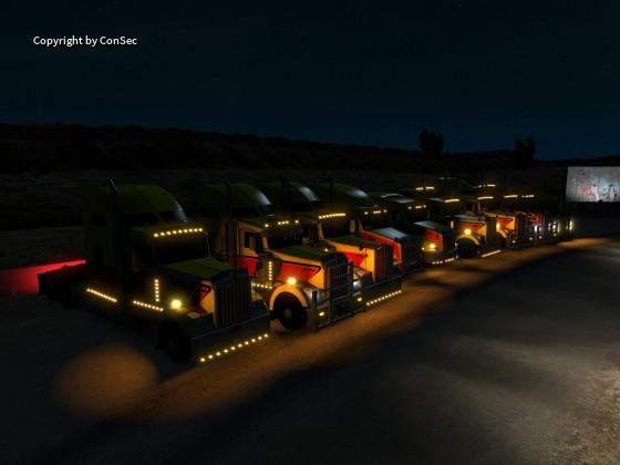 Seit langem wieder ein ATS Convoy