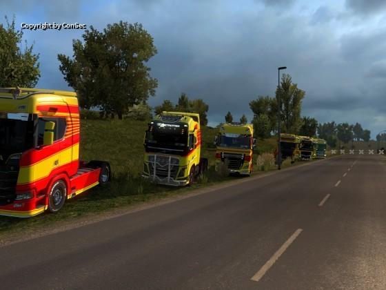 EFL - Convoy