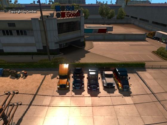 Convoy mit SachsenLetsPlayer