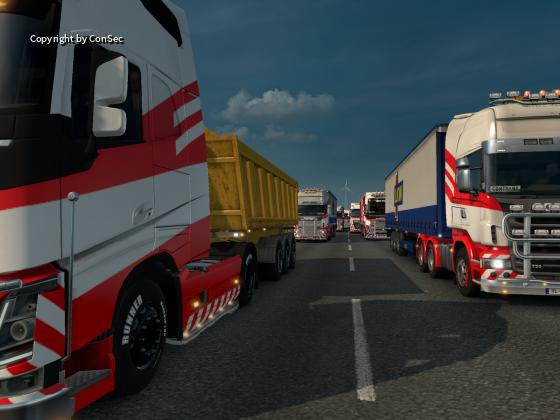 ConTrans - Convoy Transport