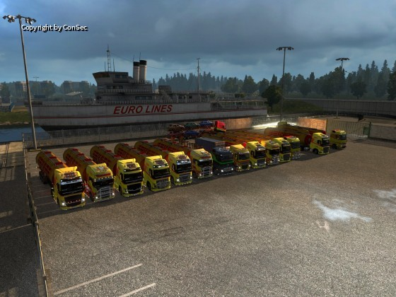Convoy Ende in Danzig
