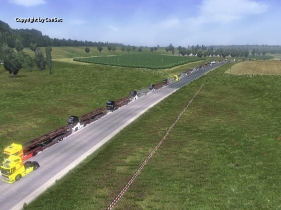 ConSec Skoda Convoy