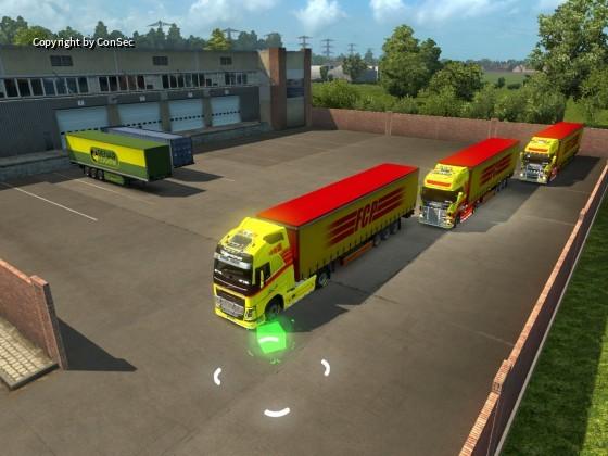 Interner ConSec Convoy