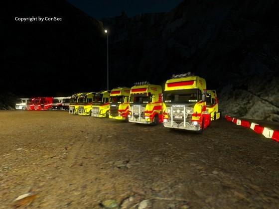 "Convoy-Begleitung: ""Wunderbaum"""