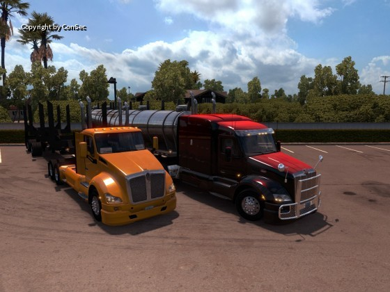 ATS modding