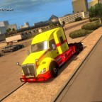 ConSec Truck ATS Savegame
