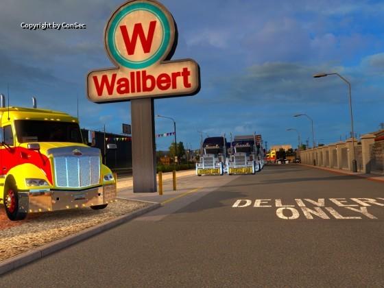 WD ATS Convoy