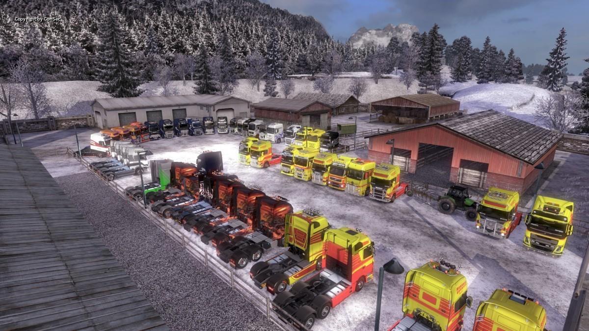 Frankenbach Convoy