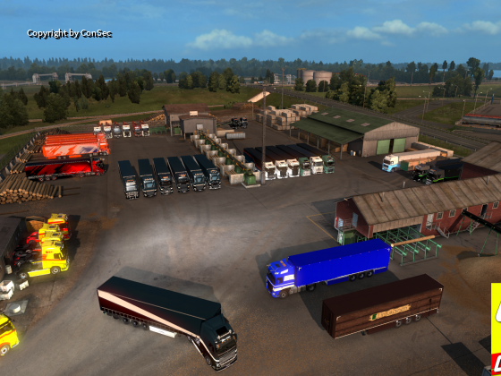 Konvoi der Diamond-Transporte