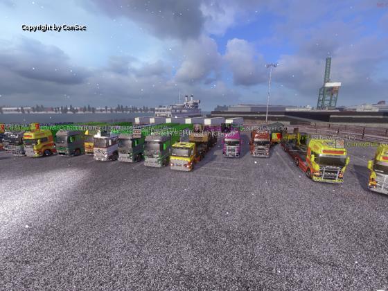 Convoy Von Cobra Transporte