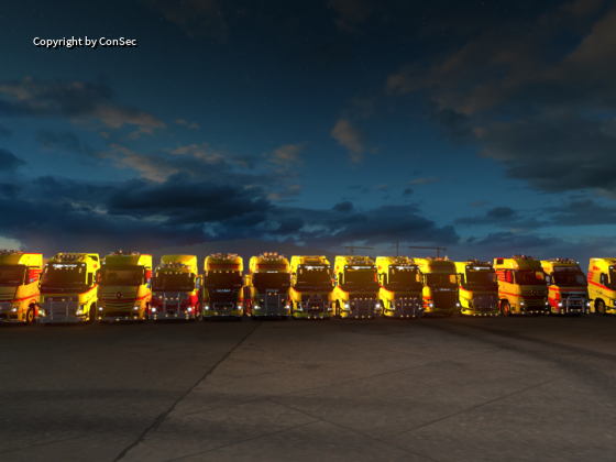 VS Convoy 11.06.2016