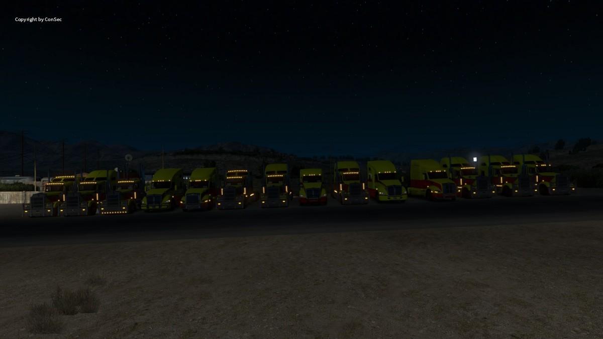 ATS convoy