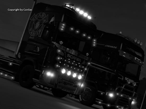 Kleiner 2 Mann Convoy 1