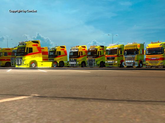 ConSec - Interner Convoy
