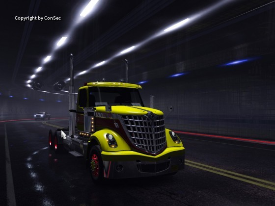 ATS International LoneStar